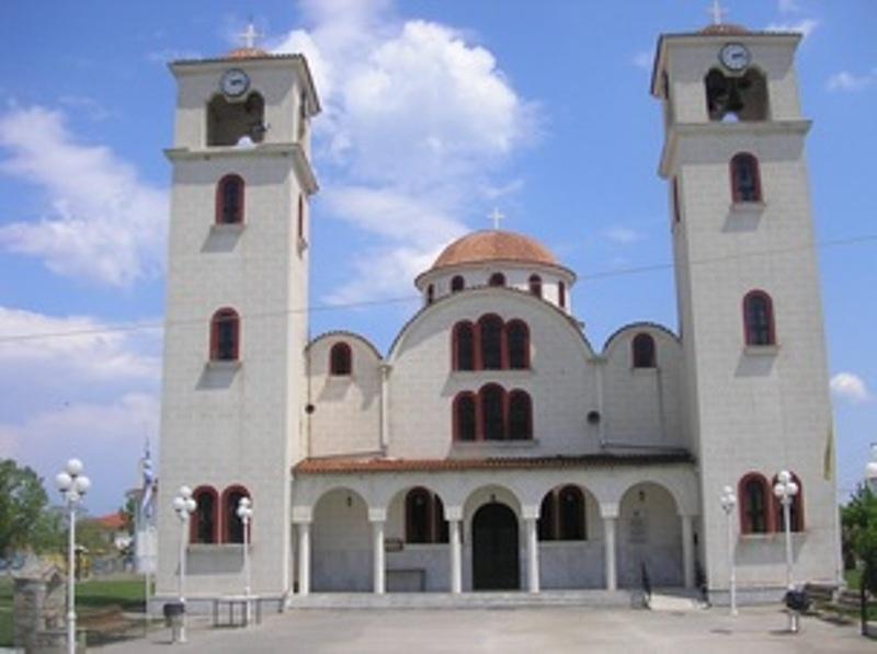 Ιερός Ναός Κοιμήσεως της Θεοτόκου Ευξεινουπόλεως