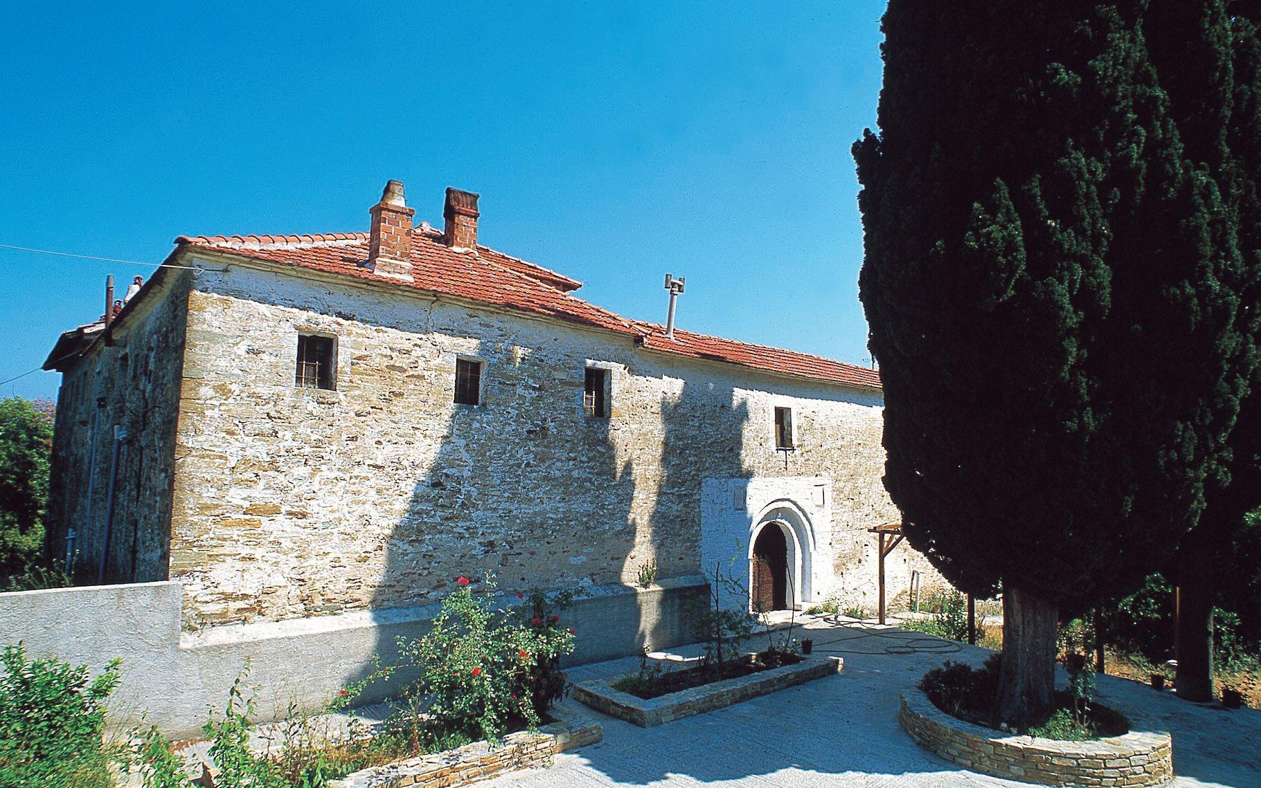 Ιερά Μονή Αγίου Σπυρίδωνος Προμυρίου