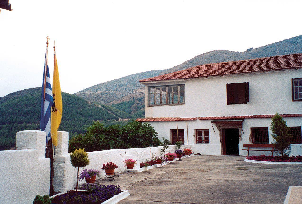 Ιερά Μονή Αγίου Ιγνατίου Ανακασιάς