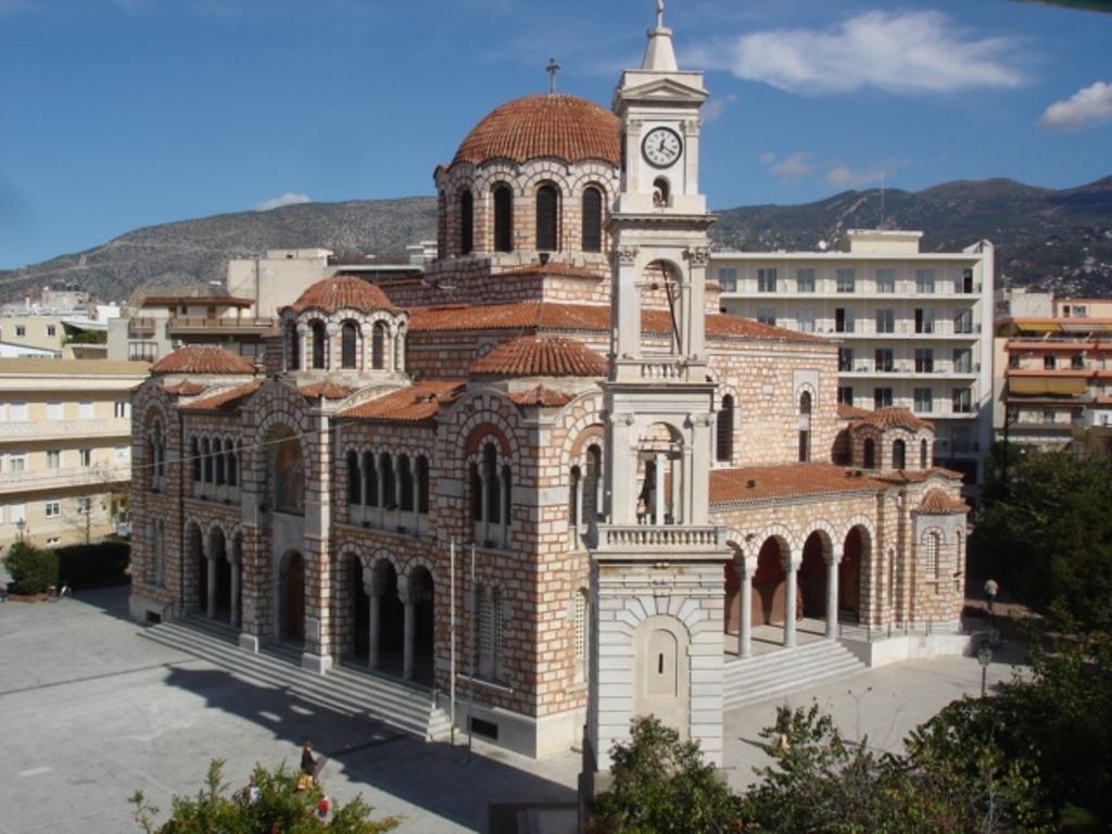 Ιερός Μητροπολιτικός Ναός Αγίου Νικολάου Βόλου