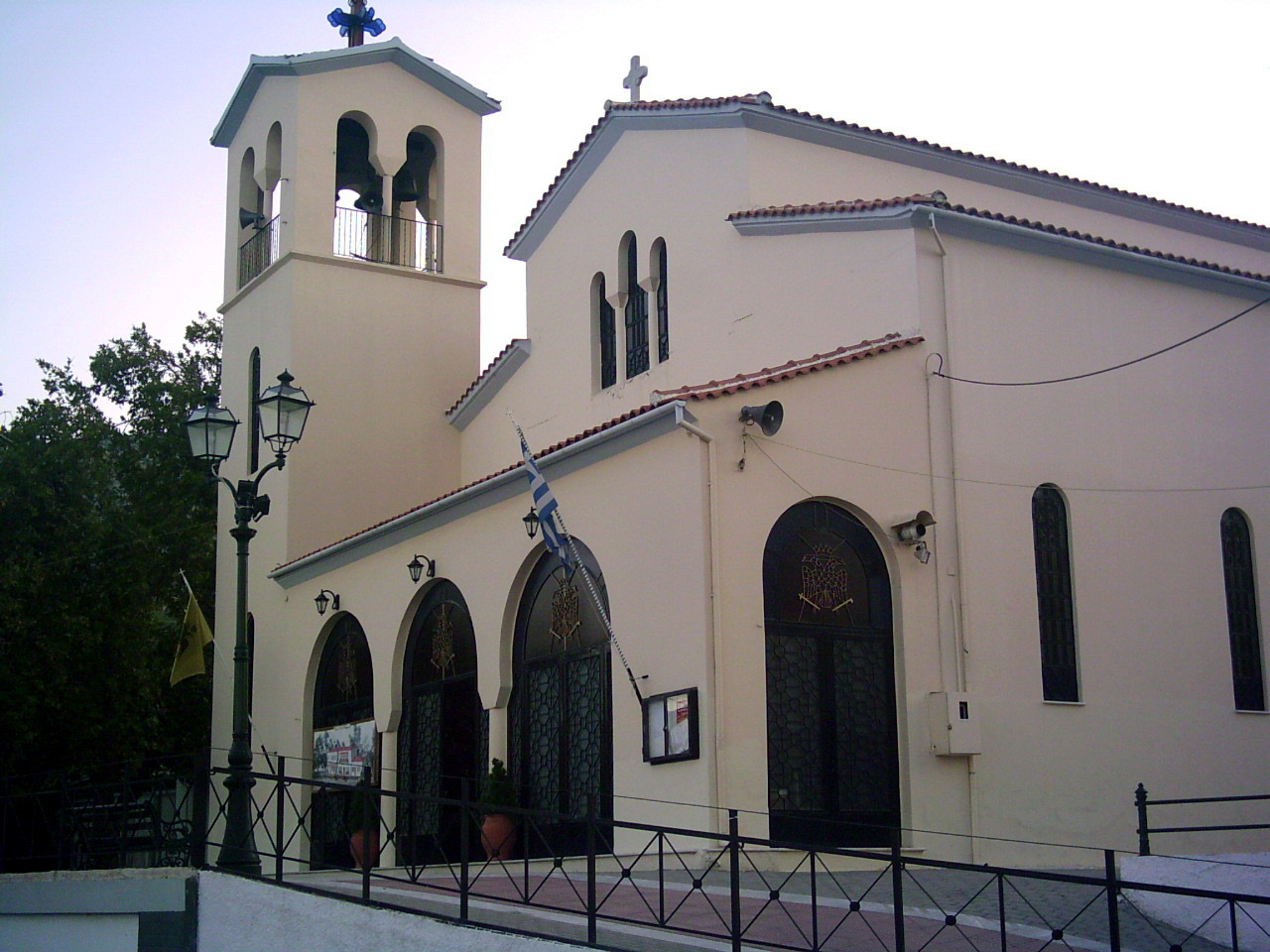 Ιερός Ναός Αγίου Γεωργίου Βόλου