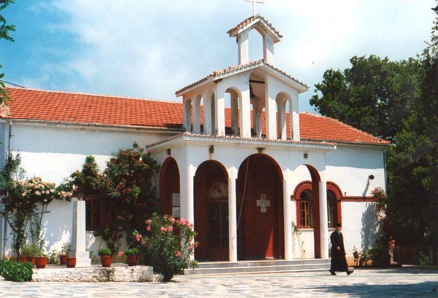 Ιερός Ναός Αγίου Γεωργίου Συκής