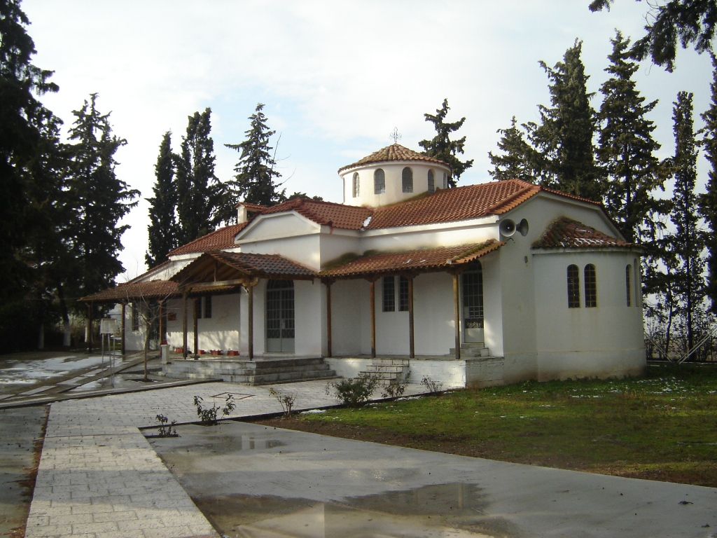Ι.Ν. Αγίου Χαραλάμπους Βελεστίνου