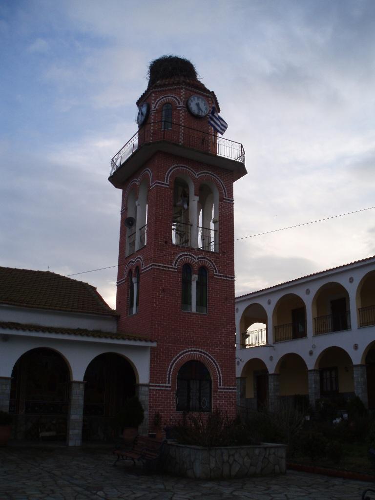 Ιερός Ναός Αγίου Γεωργίου Φερρών