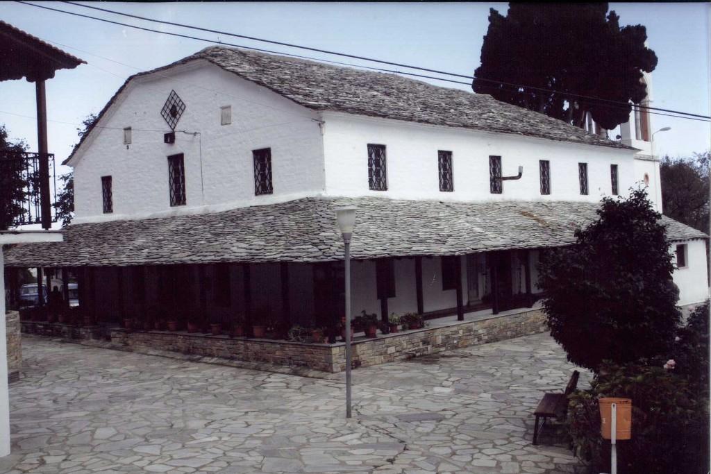 Ιερός Ναός Αγίου Δημητρίου Πουρίου