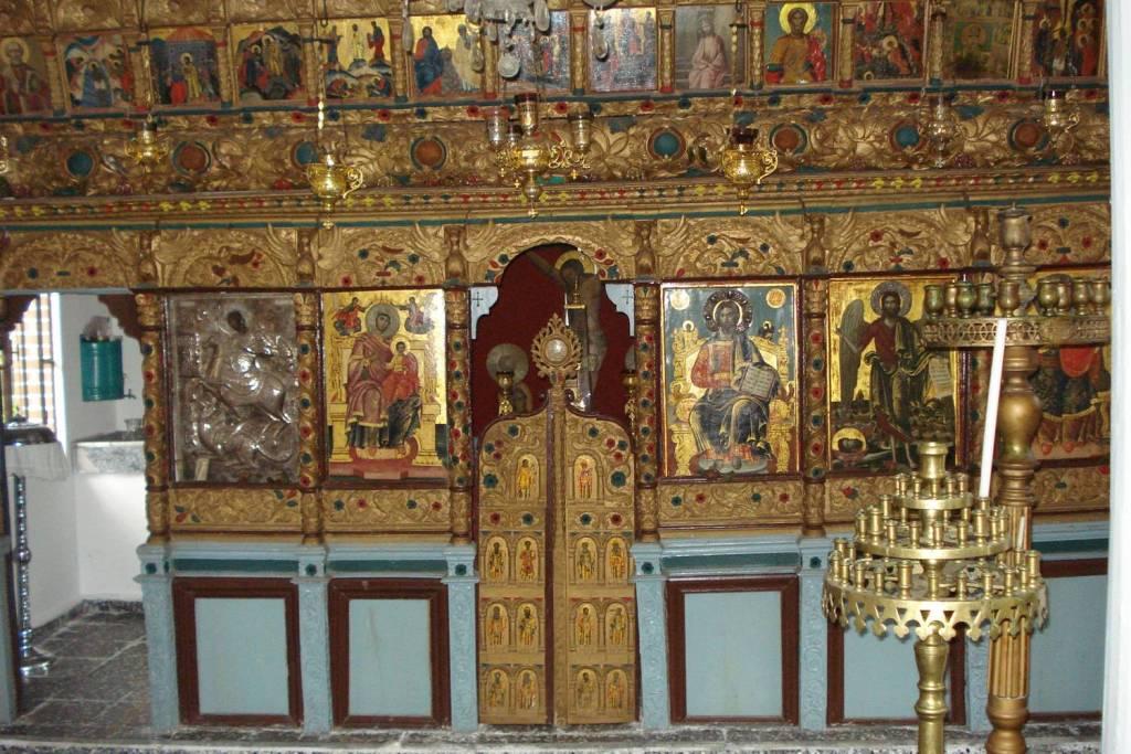 Ιερός Ναός Αγίου Γεωργίου Τσαγκαράδας