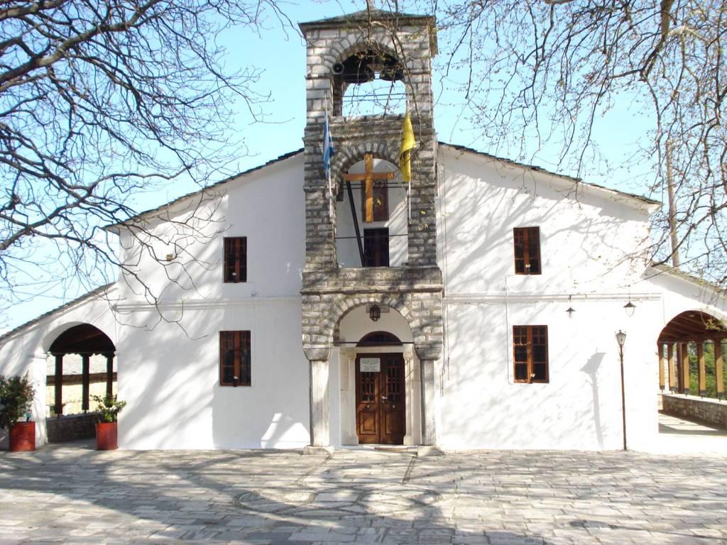 Ιερός Ναός Παμμεγίστων Ταξιαρχών Τσαγκαράδας