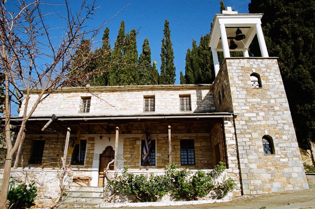 Ιερός Ναός Αγίου Γεωργίου Μηλεών