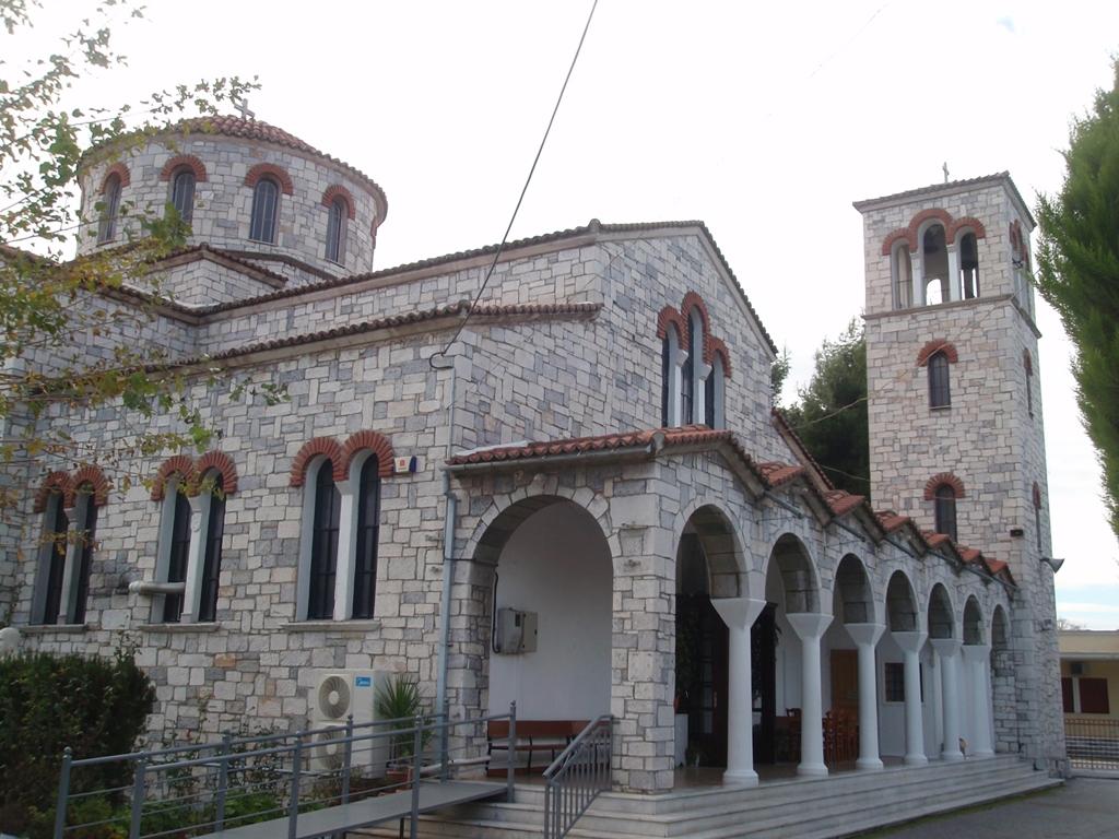 Ιερός Ναός Αγίου Παντελεήμονος Ορφανοτροφείου