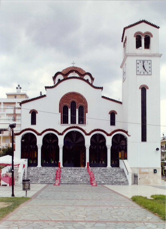 Ιερός Ναός Πέτρου και Παύλου Νέας Ιωνόας Βόλου