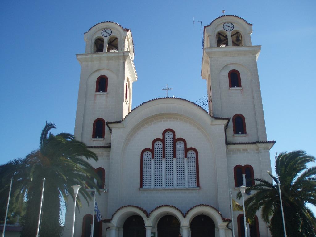 Άγιος Δημήτριος Αλμυρού
