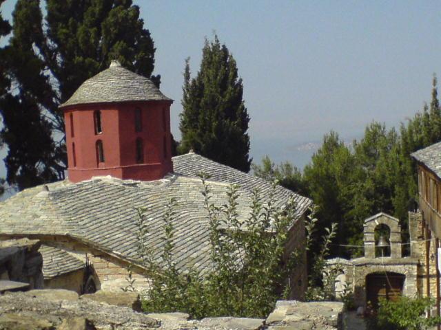 Ιερά Μονή Αγίου Λαυρεντίου