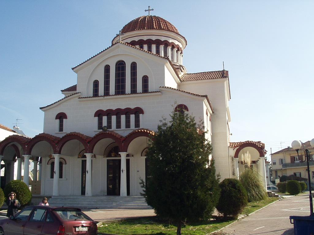 Ιερός Ναός Αγίου Γεδεών Τυρνάβου