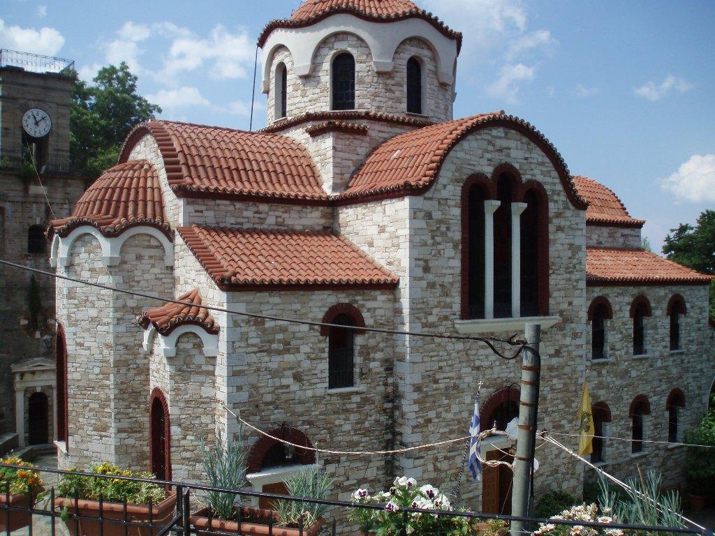 Ιερός Ναός Αγίου Αποστόλου του Νέου