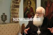 Ο Mητροπολίτης Δημητριάδος Ιγνάτιος σε συνέντευξη εφ όλης της ύλης στο Newsbomb.gr (video)