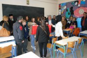 Παρούσα η Τοπική μας Εκκλησία στην υποδοχή των προσφύγων μαθητών