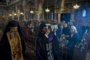 Έλευση Ιερών Λειψάνων Αγίου Ραφαήλ, Νικολάου και Ειρήνης στην Ανάληψη – Ομίλία Γέροντος Νίκωνος