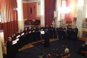 Η Χορωδία των Κληρικών της Ιεράς Μητροπόλεως Δημητριάδος στο Πανεπιστήμιο Αθηνών
