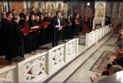 Επιτυχημένη εμφάνιση της Χορωδίας Ιεροψαλτών της Μητροπόλεώς μας στα Τρίκαλα