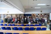 Φοιτητές της Θεολογικής Σχολής του Α.Π.Θ. στην Ι. Μ. Δημητριάδος