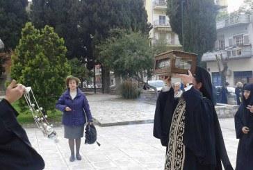Στην Ανάληψη τεμάχιο της Τιμίας Ζώνης της Θεοτόκου – Ομιλία π. Ανδρέα Κονάνου