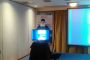 Χαιρετισμός του Σεβ. Μητροπολίτου Δημητριάδος κ. Ιγνατίου, στο Ογκολογικό Συνέδριο με θέμα: «Εφαρμογή των Μοριακά Στοχευμένων Θεραπειών στους συμπαγείς όγκους»
