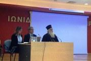 «Υπάρχουν αξίες για να ανοίξουν δρόμους προς το μέλλον;» του Σεβ. Μητροπολίτου Δημητριάδος κ. Ιγνατίου σε εκδήλωση για το Περιβάλλον, 10/3/2014