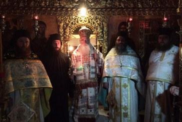 Νέος Μοναχός στην Ιερά Μονή Παναγίας Άνω Ξενιάς