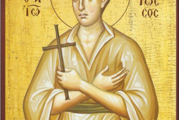 Μνήμη Οσίου Ιωάννου του Ρώσσου
