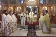 Νέα Μοναχή στην Ιερά Μονή Παναγίας κάτω Ξενιάς – Κυριακή της Πεντηκοστής στο Βόλο