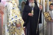 Η Ανώτατη Τιμητική Διάκριση της Ιεράς Μητροπόλεως Δημητριάδος στον Αρχιεπίσκοπο Σιναίου Δαμιανό