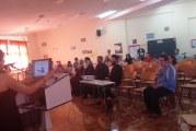 Στην εκδήλωση λήξης του Σχολικού έτους στο Ε.Ε.Ε.Ε.Κ. Αλμυρού ο Σεβασμιώτατος