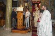 Αγρυπνία για τους υποψηφίους των Πανελλαδικών Εξετάσεων από τον Μητροπολίτη μας στη Σούρπη