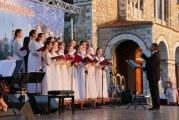 «Οι Άγγελοι κατέβηκαν στο Βόλο» – Μάγεψε η Παιδική Ρωσική Χορωδία τη 2η ημέρα της Ναυτικής Εβδομάδας