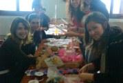 Προετοιμασίες ομάδας κατασκευών για το Πάσχα 2012