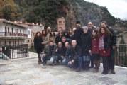 Εκδρομή του Συνδέσμου Νέων στο Καρπενήσι και στην Ιερά Mονή Προυσού