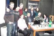 Κοπή Βασιλόπιτας της ραδιοφωνικής ομάδας «Σύνδεσμος με τα fm»