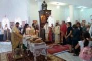 Δημητριάδος Ιγνάτιος: «Κόλαση η άρνηση της Αγάπης»- Πανηγύρισε η Ι. Μονή Οσίου Σεραφείμ του Σάρωφ στην Πορταριά