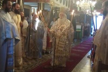 Δημητριάδος Ιγνάτιος: «Το μεγαλύτερο θαύμα, η πίστη!» Πλήθος πιστών στον εορτασμό της Αγίας Παρασκευής