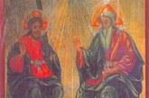 ΕΛΕΥΣΗ ΙΕΡΑΣ ΕΙΚΟΝΟΣ ΑΓΙΑΣ ΤΡΙΑΔΟΣ ΑΠΟ ΤΟ ΙΕΡΟ ΙΔΡΥΜΑ ΤΗΣ ΑΝΑΤΟΛΙΚΗΣ ΡΩΜΥΛΙΑΣ