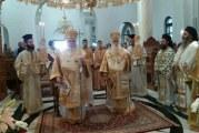 Ο Μητροπολίτης Καισαριανής κ. Δανιήλ λάμπρυνε την Πανήγυρη της Ι. Μονής Παμμεγίστων Ταξιαρχών Πηλίου