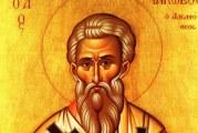 Η αρχαιοπρεπής Θεία Λειτουργία του Αγίου Ιακώβου του Αδελφοθέου