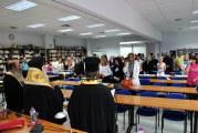 Πραγματοποιήθηκε το Συνέδριο Στελεχών Νεανικού έργου της Ι. Μητροπόλεως Δημητριάδος. Παρουσιάστηκαν τα νέα κατηχητικά βοηθήματα