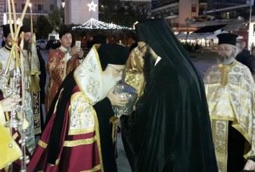 Συγκινητική υποδοχή της Τιμίας Κάρας του Αγίου Νικολάου Πλανά στον Βόλο