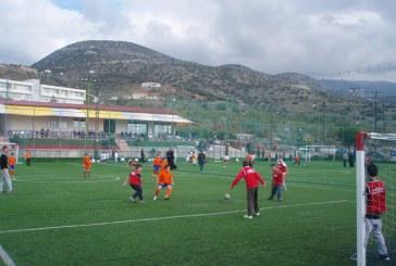 Διενοριακό τουρνουά ποδοσφαίρου 2017-2018
