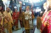 Δημητριάδος Ιγνάτιος: «Είμαστε πλασμένοι για την Αγιότητα». Μεγάλη η πανήγυρις της Αγίας Βαρβάρας στη Ν. Ιωνία