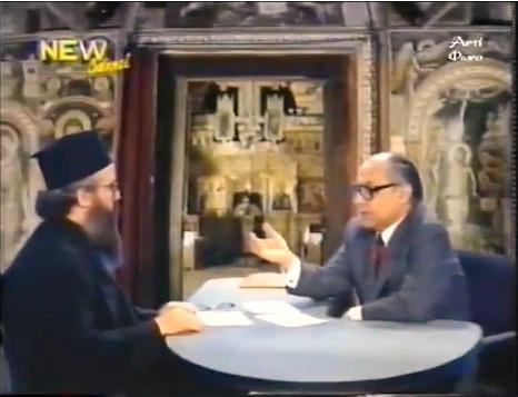 Βίντεο: Ο Ηλίας Βουλγαράκης για την Ενανθρώπηση (1990)
