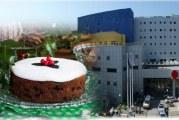 Ο «ΕΣΤΑΥΡΩΜΕΝΟΣ» την παραμονή Πρωτοχρονιάς με τους τροφίμους του ΞΕΝΩΝΑ «ΦΙΛΥΡΑ»