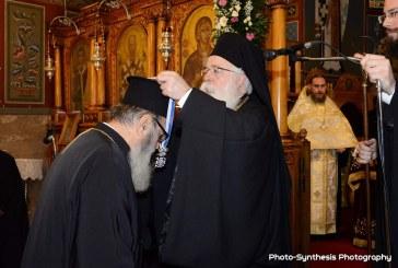 Κλήρος και λαός τίμησαν τα ονομαστήρια του Μητροπολίτου Δημητριάδος  κ. Ιγνατίου