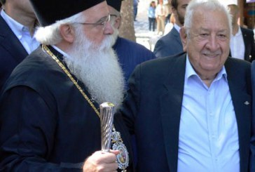 Δωρεά στην μνήμη του Αρχιεπισκόπου Χριστοδούλου
